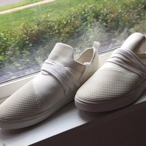 New White Shoes